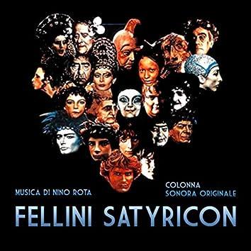 Satyricon - Fellini Satyricon (Original Motion Picture Soundtrack)
