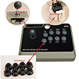 Mayflash Mod-Capable Arcade Fight Stick Joystick F300 Elite for PS4 PS3 Xbox One