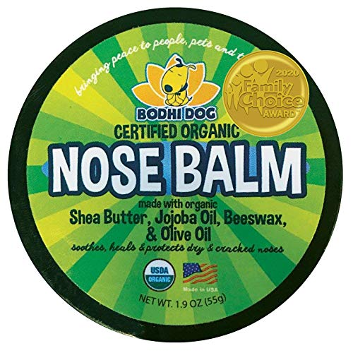 Organic Nose Balm for Dogs & Cats