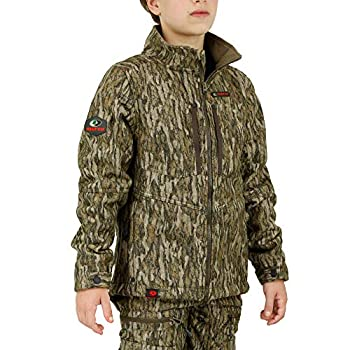 Mossy Oak Youth Hunting Jacket Youth Hunting Clothes Sherpa Youth Camo