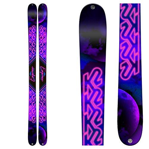 K2 Skier Einzige Empress–Damen–Violett, Violett, 159