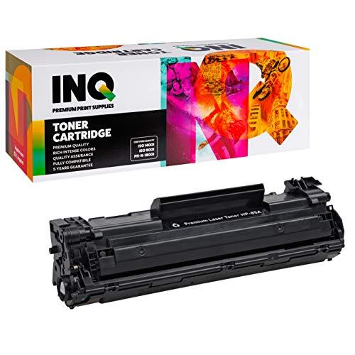 Nieuwe tonercartridge INQ PRINT - 85A compatibel met HP LaserJet Pro P1102, M1132/1212/1217 | CE285A | 1 600 vel | zwart