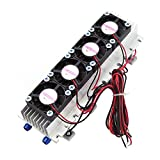 TEC1-12706 12V 288W Refrigerador Termoeléctrico Refrigerador de Semiconductor Disposotivos de Refrigeración de DIY Termoeléctrico Enfriador de 4 Chips