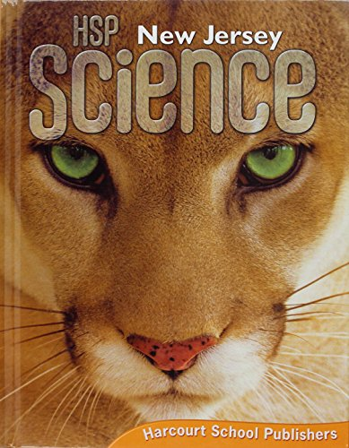 HSP Science: Student Edition Grade 5 2009