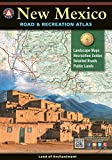 New Mexico Road & Recreation Atlas (Benchmark Recreation Atlases)