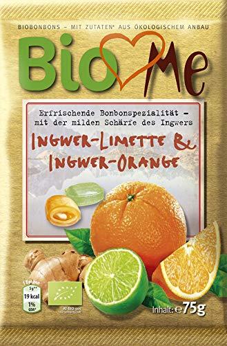 BIO loves Me Bio Ingwer-Limette/Orange (2 x 75 gr)