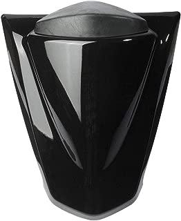 Motorcycle Parts Rear Passenger Pillion Seat Cover Cowl Pad Hard ABS Motorbikes Fairing Tail Cover For Kawasaki Ninja 250R ZX250R EX250 ZX 250 R 2008 2009 2010 2011 2012 (Black)