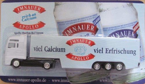 Imnauer Apollo Quellen Nr.02 - Viel Calcium, viel Erfrischung - Man TG - Sattelzug