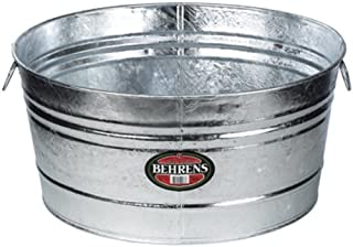 Behrens 7 35-Gallon Round Steel Tub