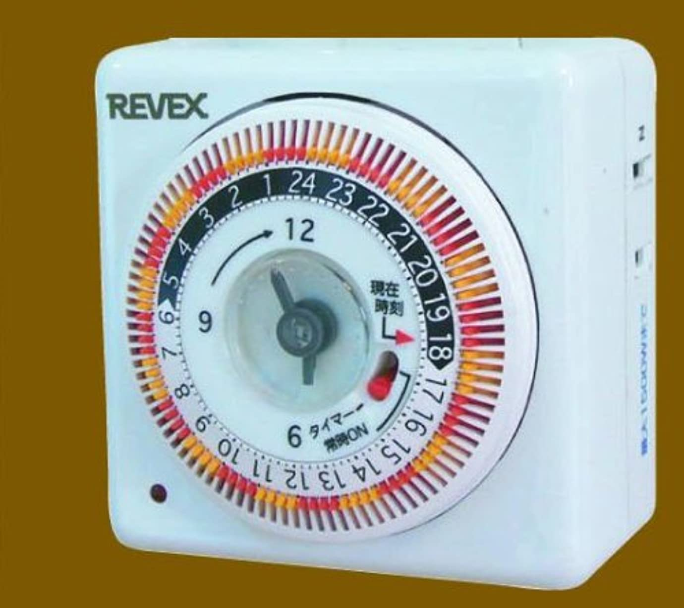 ケーブルカー墓機知に富んだREVEX プログラムタイマー365 PT365