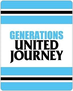 "GENERATIONS LIVE TOUR 2018 ""UNITED JOURNEY"" ドームツアー 公式グッズ リストバンド"