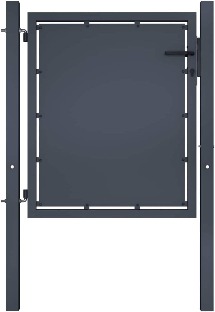 Garden Gate NEW before selling ☆ Easy mart Installation With Locking key System for R
