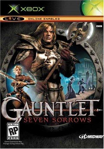 Gauntlet Seven Reservation Sorrows Xbox - Genuine