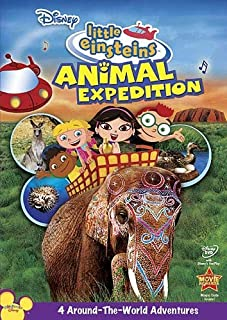 Disney Little Einsteins: Animal Expedition