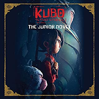 Kubo and the Two Strings: The Junior Novel cover art