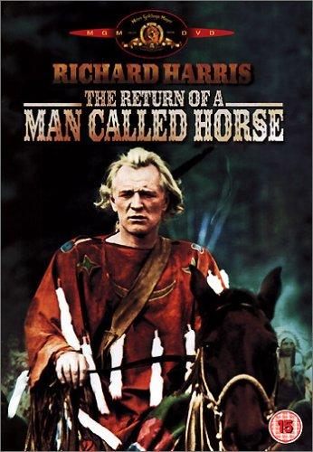 Der Mann, den sie Pferd nannten - 2. Teil / The Return of a Man Called Horse (1976) ( ) [ UK Import ]