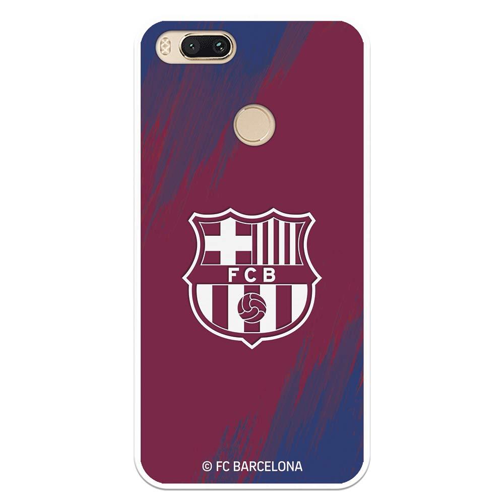 Funda para Xiaomi Mi A1-Mi 5X Oficial del FC Barcelona: Amazon.es: Electrónica