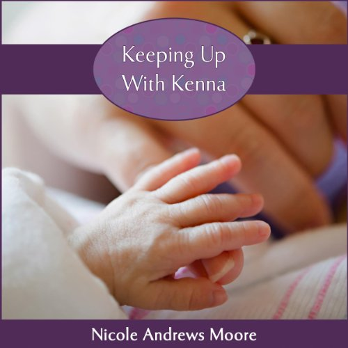 Keeping Up with Kenna audiobook cover art