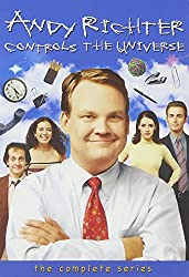 Andy Richter Controls the Universe on DVD