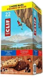 Clif Nutritional Supplement Energy Bars, 22 x 68 Grams : 11 Chocolate Chip and 11 Chocolate Almond...