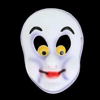 LFOZ Japanese Horror Movie Mask Creepy Sloth Head Masquerade Mask Halloween Cosplay Make Up Party Costume (Color : C)