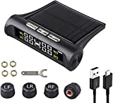 Best Car Alarms - Car Tire Pressure Monitoring System, 6 Alarm Modes Review