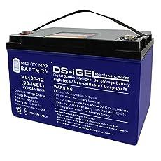Image of Mighty Max Battery 12V. Brand catalog list of Mighty Max Battery.