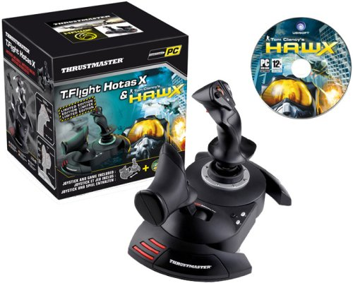 PC - Joystick T.Flight Hotas X + HawX PC