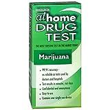 At Home Drug Test, Marijuana, 1 test (Pack of 2)