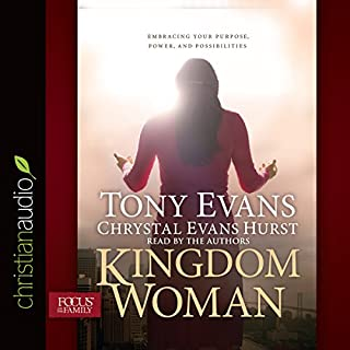 Kingdom Woman audiobook cover art