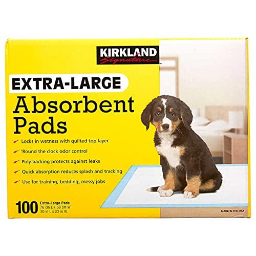 kirkland wee wee pads