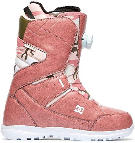 DC Search Boa Snowboard Boot Rose 7