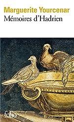 Mémoires d'Hadrien, suivi de Carnets de notes de Mémoires d'Hadrien de Marguerite Yourcenar