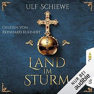 Land im Sturm                   Autor:                                                                                                                                 Ulf Schiewe                               Sprecher:                                                                                                                                 Reinhard Kuhnert                      Spieldauer: 28 Std. und 12 Min.     1.031 Bewertungen     Gesamt 4,4