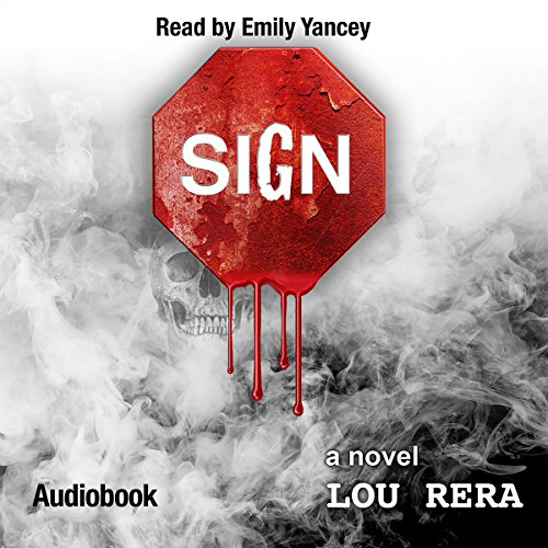 Sign audiobook cover art