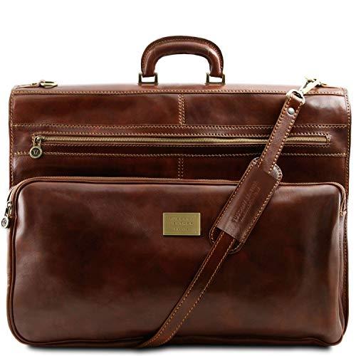 Tuscany Leather Papeete Housse de Transport vêtements Marron