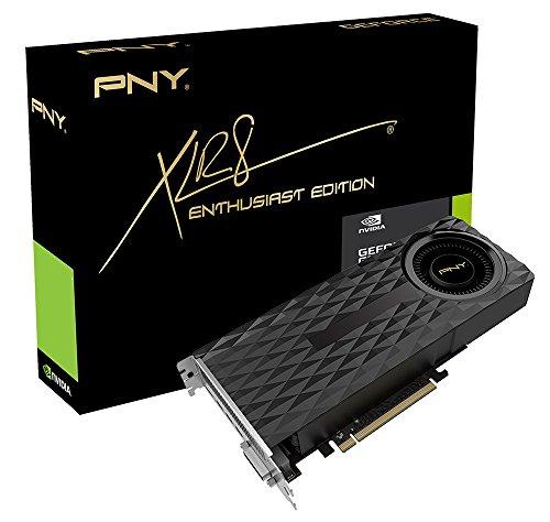 PNY GF970GTX4GEPB Carte graphique Nvidia GeForce GTX 970 1178 MHz 4 Go PCI-Express