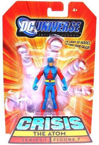 DC Universe Infinite Heroes 10cm Figur: Atom