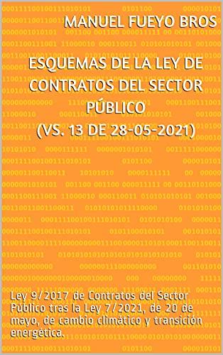 Esquemas de la Ley de Contratos del Sector Público (Vs. 13 de 28-05-2021): Ley 9/2017 de Contratos del Sector Público tras la Ley 7/2021, de 20 de mayo, de cambio climático y transición energética.