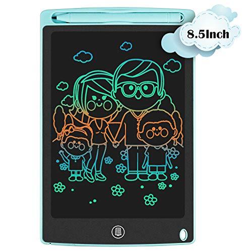 Clase Para Oficina Escuela Meowoo Tablets de Escritura LCD Writing Tablet Con La Funci/ón Anti-Claro y Pluma de L/ínea Gruesa 10 Pulgadas Ni/ños Tableta Grafica Dibujo Port/átil Tableta de Dibujo