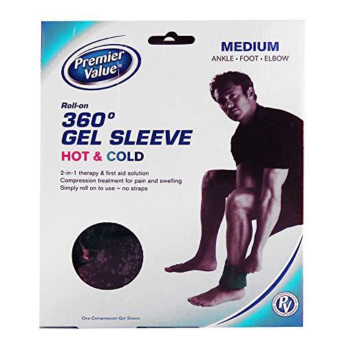 Why Choose Premier Value Roll-on 360 Gel Sleeve Hot & Cold Medium