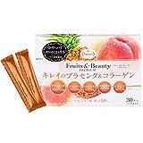たらみ Fruits&Beauty PREMIUM キレイのプラセンタ&コラーゲン(1箱 30本入)