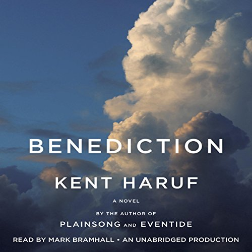 Benediction cover art