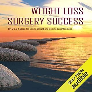 Weight Loss Surgery Success audiobook cover art