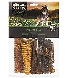 Dehner Wild Nature Hundesnack, Pferde-Mix, 300 g