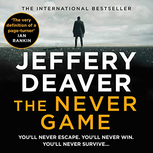 The Never Game: Colter Shaw Thriller, Book 1