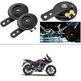 AutoGreat Horn 12V 105db Scooter Moped Dirt ATV Motorbike Moto Bikes Horn Loud Air Horns Motorbike...