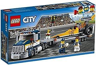 LEGO City - Transporte del Dragster (60151)