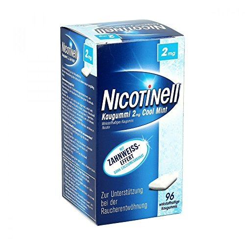 Nicotinell Cool Mint 2 mg, 96 St