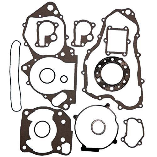 Tuzliufi Complete Rebuild Top Bottom End Engine Gasket Set Kit for CR250R CR250 R CR 250R 250 1992 1993 1994 1995 1996 1997 1998 1999 2000 2001 New Z481